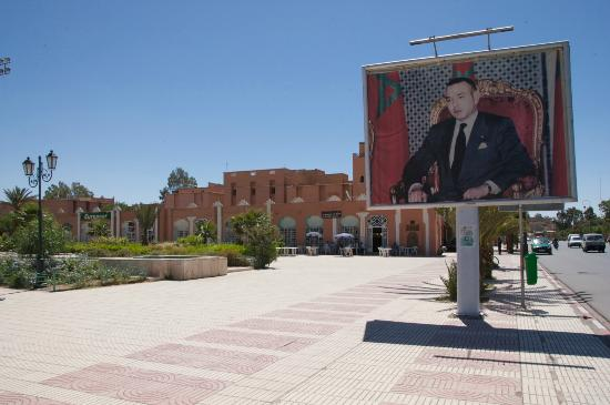 Ouarzazate photo of king