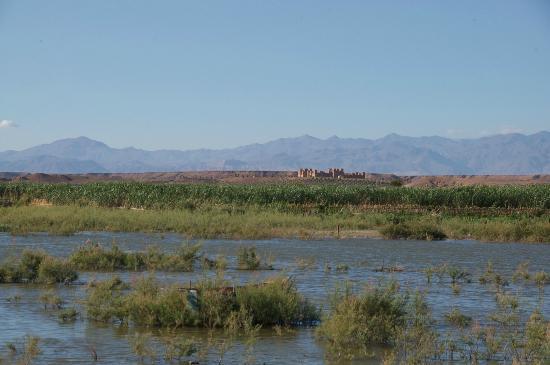 view of movie set ouarzazate