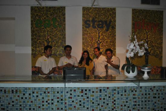 Home@36: With the staff..!!