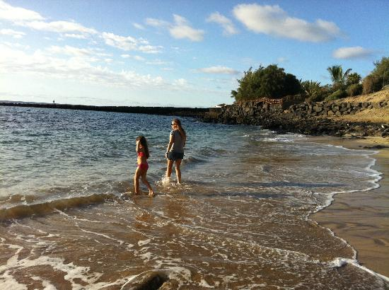 Be Live Family Lanzarote Resort: 9am Beach