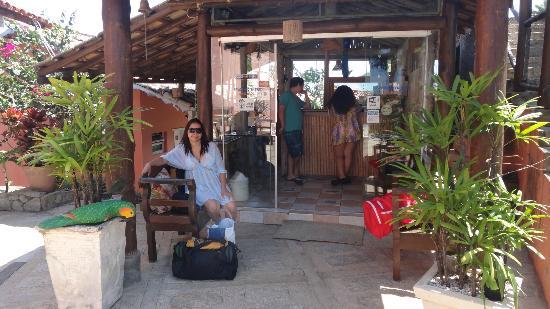 Hotel Vista Bella: Recepção