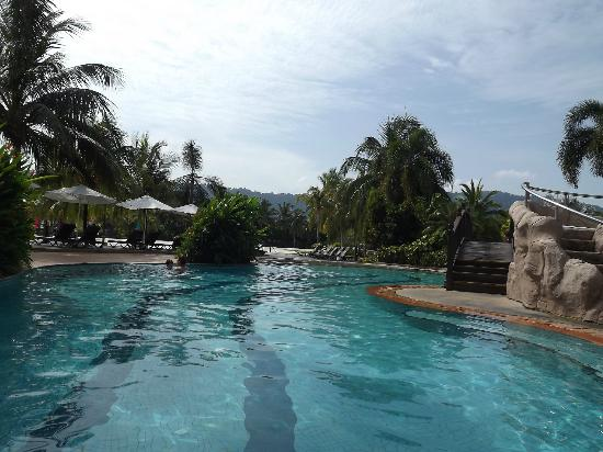 Langkawi Lagoon Resort: swimming pool