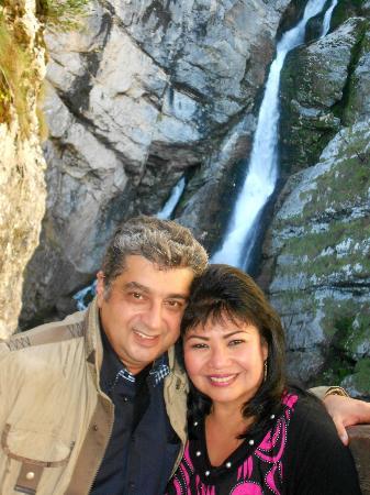 Jezero Hotel: Savica Waterfalls