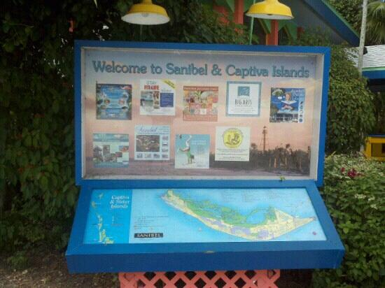 Sanibel and Captiva Chamber of Commerce and Visitors Center: Welcome to Sanibel