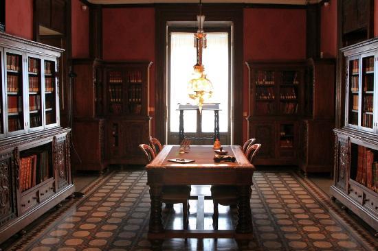 Casa Museo Giovanni Verga : Casa di Verga