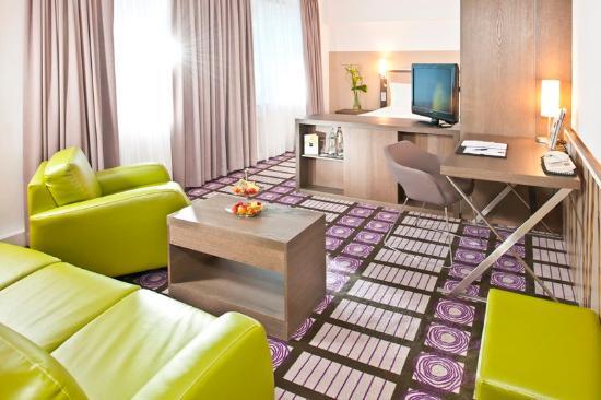 Dorint Parkhotel Mönchengladbach: Junior Suite