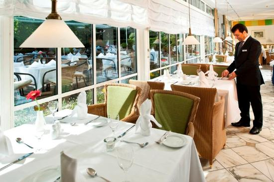 Dorint Parkhotel Mönchengladbach: Restaurant