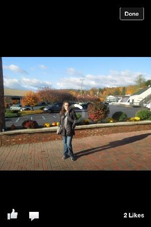 Clarion Inn & Suites: In front of the Hotel