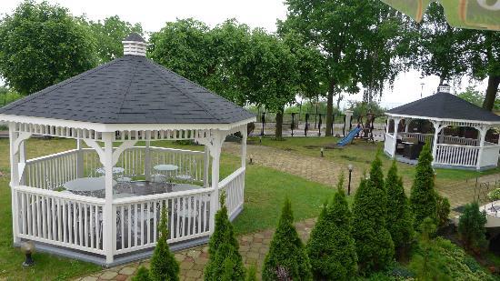 Lido Dom przy plazy: widok na ogród i plażę