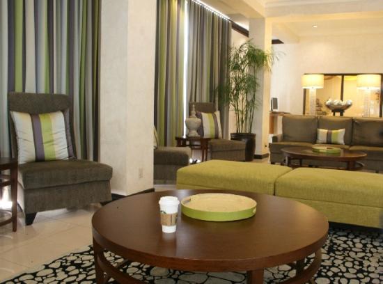 Lima Park Hotel: Lobby
