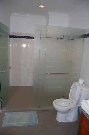 Aquarius Beach Hotel Sanur: ванная комната
