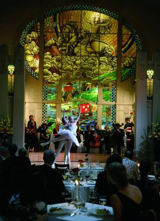 Belmond Grand Hotel Europe: Tchaikovsky Night In LEurope Restaurant