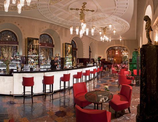 Belmond Grand Hotel Europe: Lobby Bar