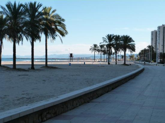 Hotel Carabela 2: San Antonio prom/beach,Cullera