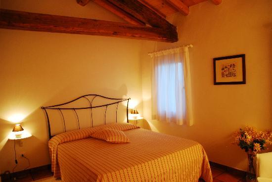 Relais Villa Correr Agazzi: suite