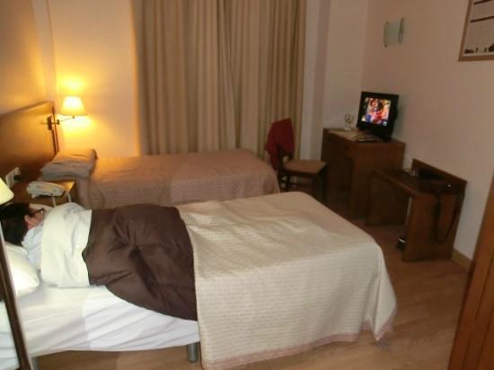 Granada Centro Hotel: habitacion 108