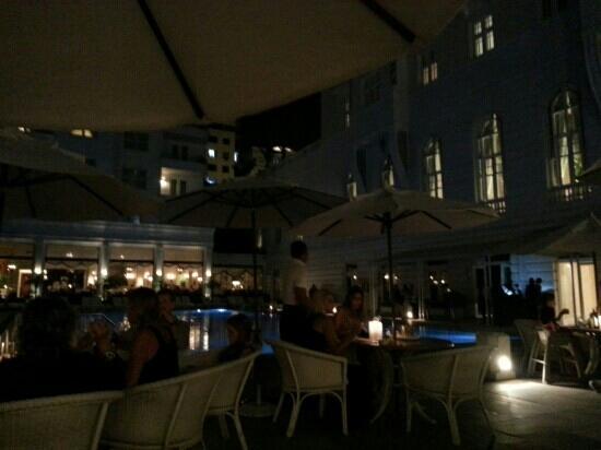 Pergula: The restaurant at Copacabana Palace