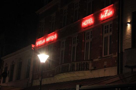 Hotel de Zalm : vista esteriore