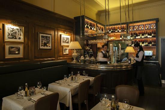 Brasserie Blanc Chancery Lane: Bar