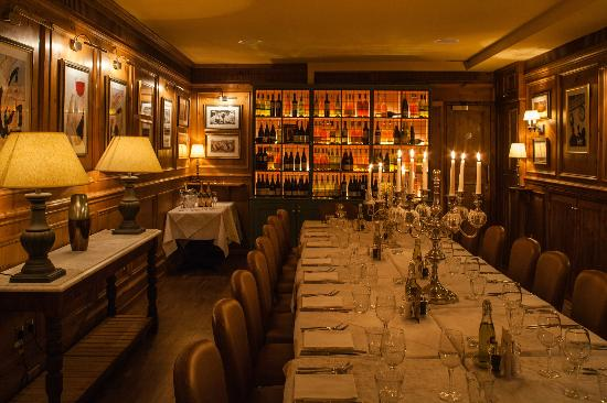 Brasserie Blanc Chancery Lane: Private Dining Room