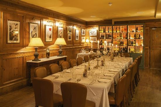 Brasserie blanc chancery lane london city of london for Best private dining rooms city of london