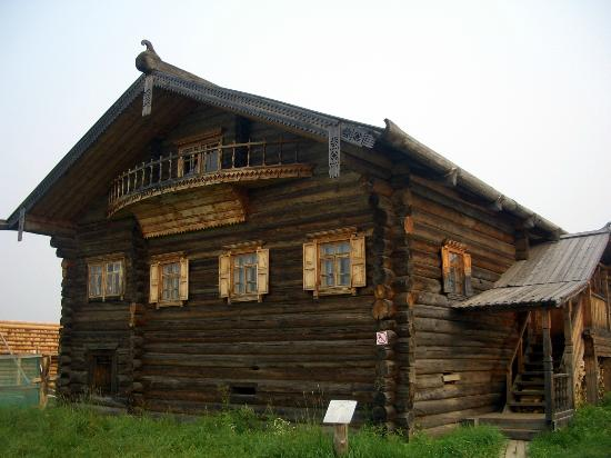 ‪Vologodskaya Oblast Architecture and Ethnography Museum‬
