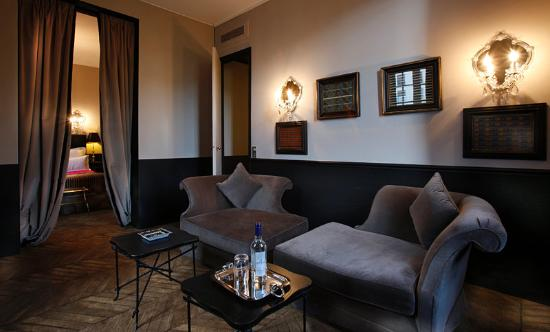 Saint James Paris - Relais et Châteaux: Junior Suite