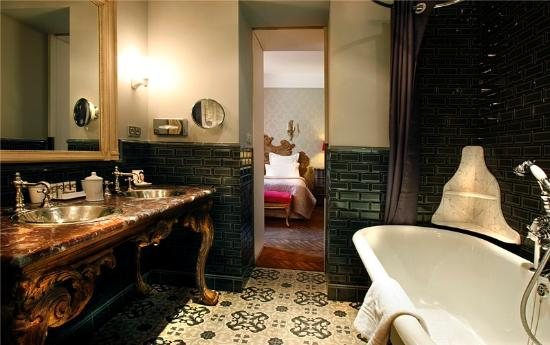 Saint James Paris - Relais et Châteaux: Bathroom