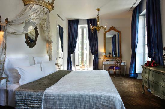 Saint James Paris - Relais et Chateaux: Deluxe room