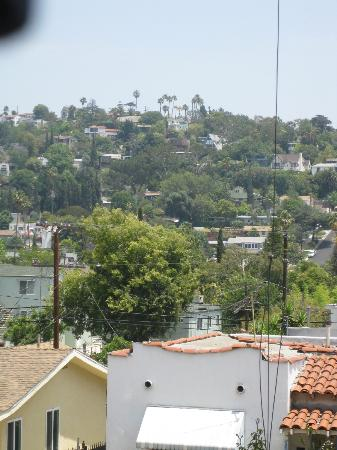 ‪‪Los Feliz Lodge‬: The view!
