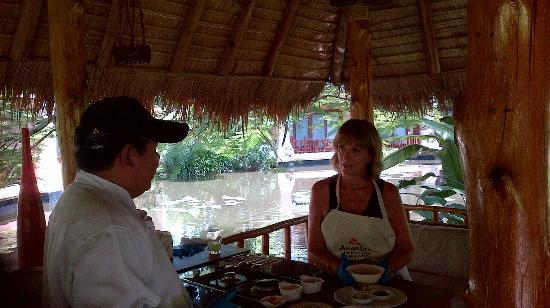 Anantara Hua Hin Resort: Thai Cooking class