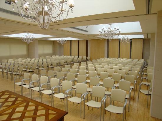 Alva Park Costa Brava: Meeting Room