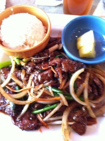 Chinn-Chinn: Peking beef