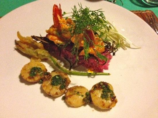 Freedomland Phu Quoc Resort: Dinner