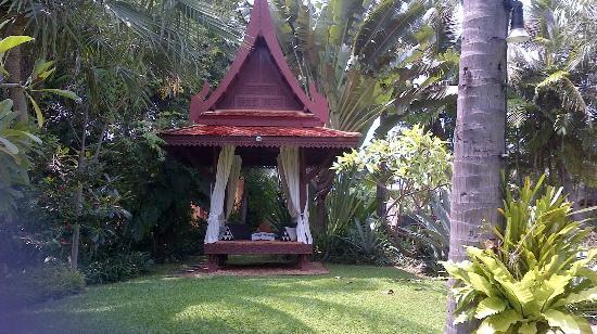 Anantara Hua Hin Resort: Lagoon Garden