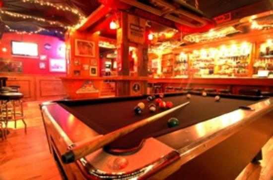 Ciseros Good Times Bar Pool Table Picture of Ciseros