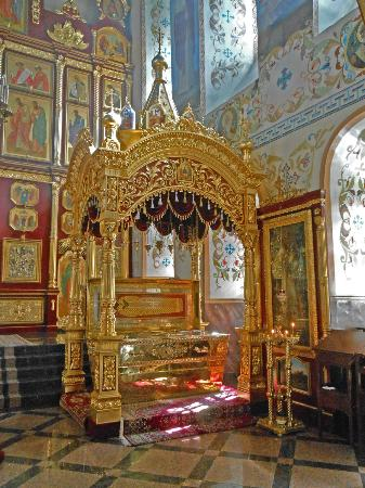 Irkutsk, Rusia: Znamensky Monastery