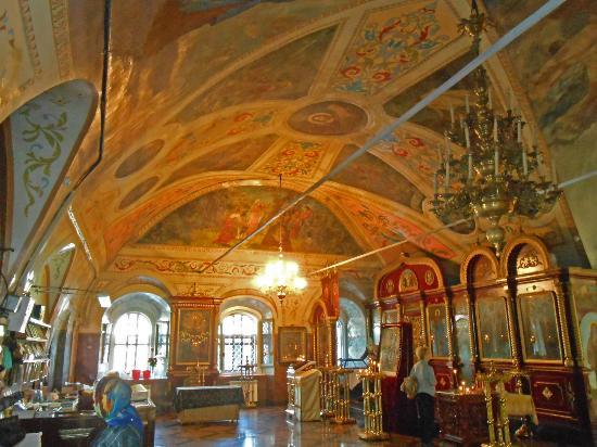 Irkutsk, Russland: Znamensky Monastery