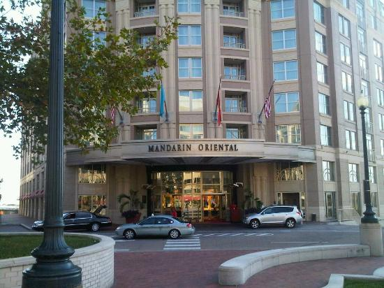 Mandarin Oriental, Washington DC: Hotel