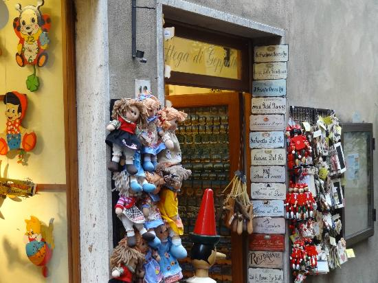 Historic Centre of the City of Pienza: store of Pienza