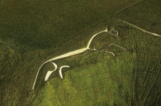 Tom Brown's School Museum: Uffington's White Horse