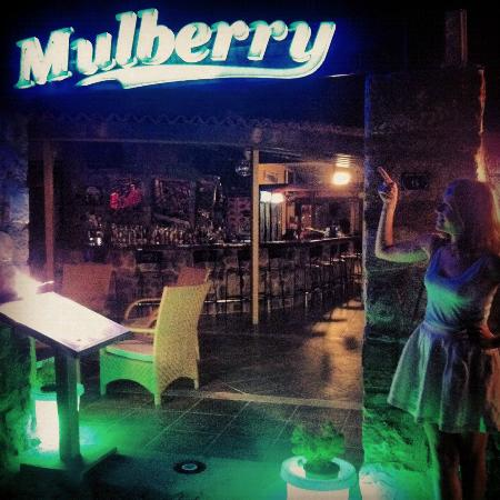 Mulberry: front