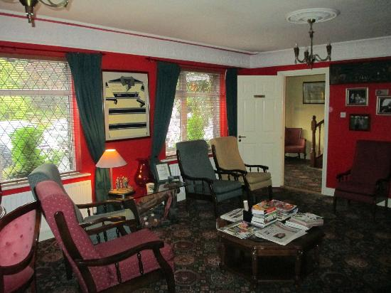 Augusta Lodge: Living room
