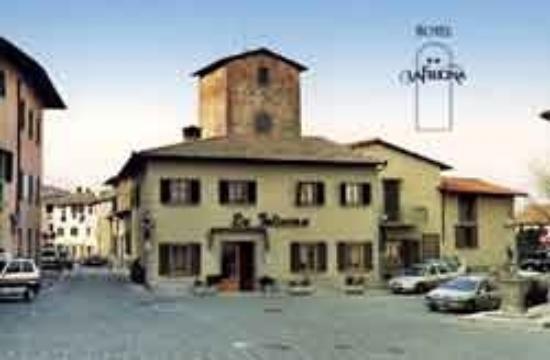 La Felicina: Piazza Colonna - San Piero a Sieve