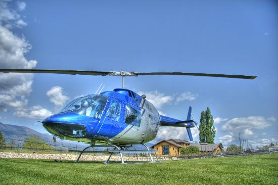 Valhalla Helicopters: Look like a rockstar in Lake Country
