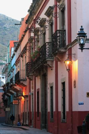 Street in Guanajuato