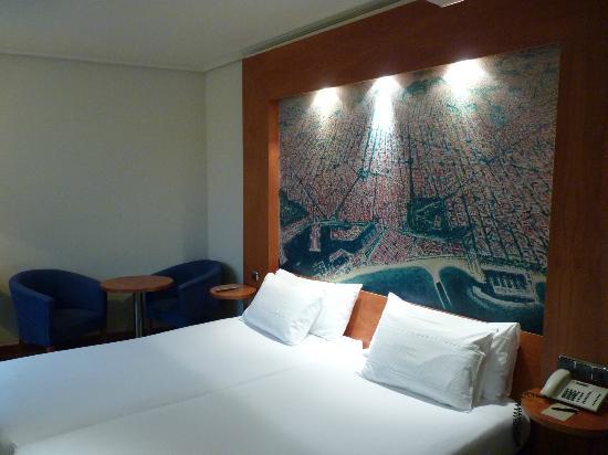 Abba Sants Hotel: Room 511