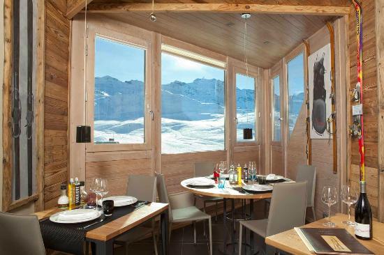Restaurant L'olympiski - Hotel 3 Vallees