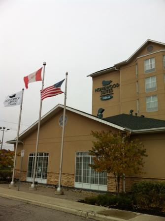 Homewood Suites by Hilton Cambridge-Waterloo, Ontario: Homewood Suites Cambridge