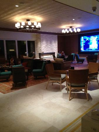 Loews Coronado Bay Resort: Lobby Sitting area